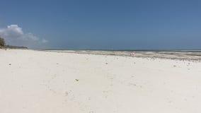 Boach em Zanzibar fotos de stock royalty free