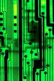 Boad abstracto del circuito Imagen de archivo libre de regalías