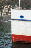 Boat keel Royalty Free Stock Images
