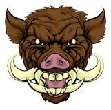 Boar Mascot Stock Image