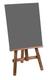 Board. A blank board, isolated photo Stock Photos