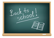 Board back to school Stock Photo