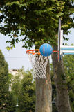 Board of the basket Royalty Free Stock Image