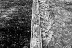Grand Cayman-Mini Quay stock photography