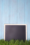Board for chalk Stock Photo