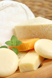 Board of cheese Stock Images