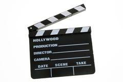board clapper movie Στοκ εικόνες με δικαίωμα ελεύθερης χρήσης