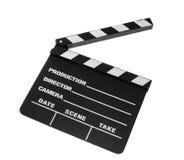 board clapper movie Στοκ Φωτογραφίες