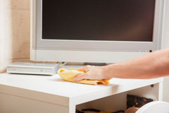 Board cleaning Stock Images