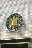 Board of Education Seal Royalty Free Stock Photography