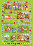 Board game �Three bears� Stock Photography