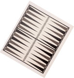 Board for a game of backgammon Stock Photo