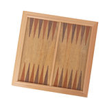 Board for a game of backgammon Stock Image