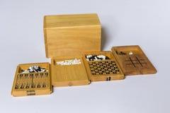 Board game box royalty free stock photos