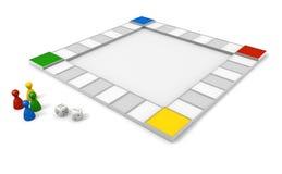 Board Game/Dice Stock Photos