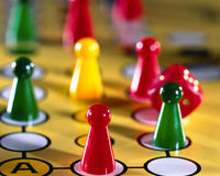 Board game. Person does not annoy you stock photos