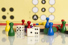 Board games Stock Image