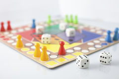 Free Board Games Royalty Free Stock Photos - 8333718