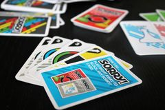 Board card game Sorry!