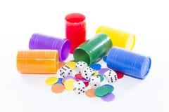 Board games. Stock Photos