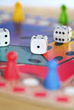 Board games for kids Stock Photos