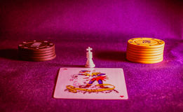 Board games kings Stock Photography