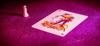 Board games kings Royalty Free Stock Photo