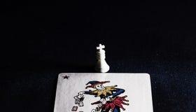 Board games kings Royalty Free Stock Photos