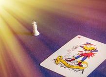 Board games kings Stock Photos
