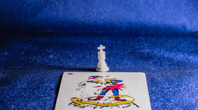 Board games kings Royalty Free Stock Images