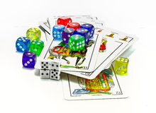 Board games to play Stock Images