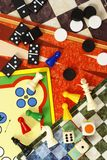 Board gamnes Royalty Free Stock Image