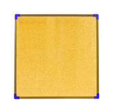Board isolate on white background Stock Photos