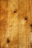 Board with knotholes Royalty Free Stock Photography
