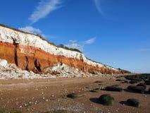 Board of North sea in UK Stock Image