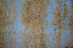 board with peeling paint Stock Photos