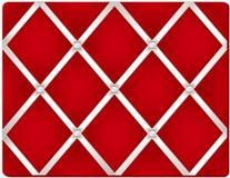 board pin red Стоковые Фотографии RF