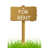 Board for rent Stock Photo