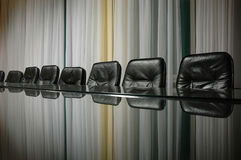 Board room Stock Image