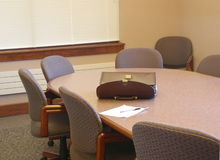 Board room stock photography