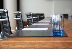 The board room Stock Photography