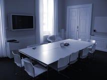 Board room stock photo