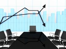 Board room Stock Images