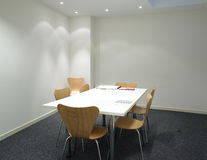 Board Room Contemporary Office Stock Images