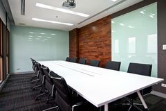 Board room series 02 Stock Photo