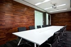 Board room series 03 Stock Image