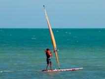 Board Sailing Royalty Free Stock Images