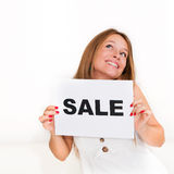 Board sale Stock Images