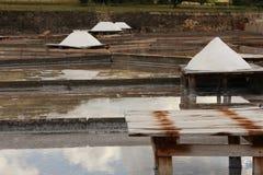 Board salt Stock Photo