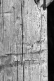 Board texture in black and white stock images
